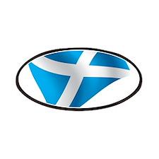 Scotland Flag Patches