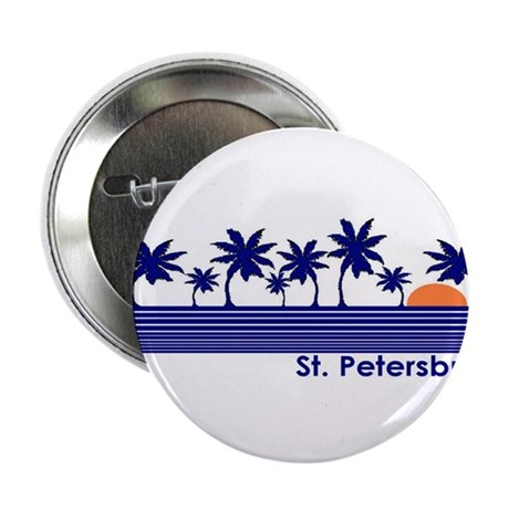 St. Petersburg, Florida Button