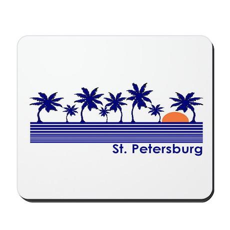 St. Petersburg, Florida Mousepad