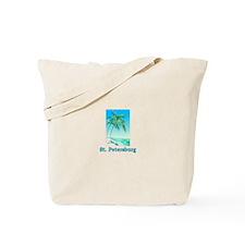 St. Petersburg, Florida Tote Bag