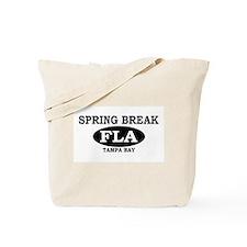 Spring Break Tampa Bay, Flori Tote Bag