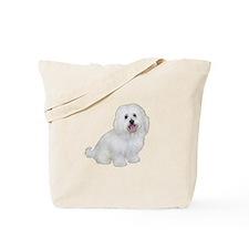 Havanese (W1) Tote Bag