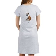 Wheaten (sit) Women's Nightshirt