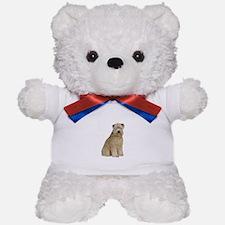 Wheaten (sit) Teddy Bear