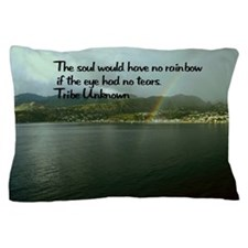 Soul of the Rainbow Pillow Case