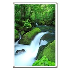 Oirase river Banner