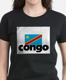 I HEART CONGO FLAG T-Shirt