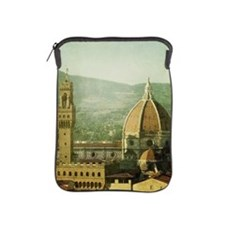 Historical Centre of Florence iPad Sleeve