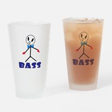 QUARTET BASS Drinking Glass