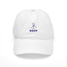 QUARTET BASS Baseball Baseball Cap