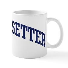 Gordon Setter (blue) Coffee Mug