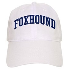 Foxhound (blue) Baseball Cap