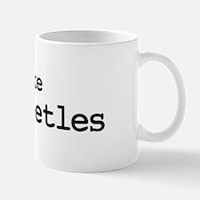 I like Dung Beetles Mug