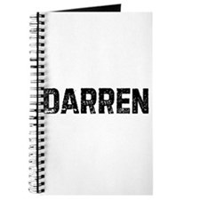 Darren Journal