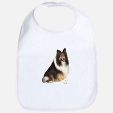 Collie (dark sable) Bib
