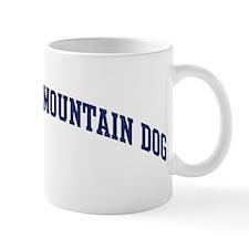 Entlebucher Mountain Dog (blu Mug