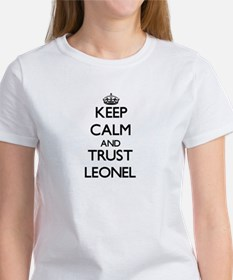 Keep Calm and TRUST Leonel T-Shirt