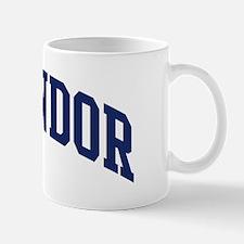 Komondor (blue) Mug