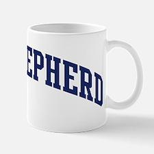 King Shepherd (blue) Mug
