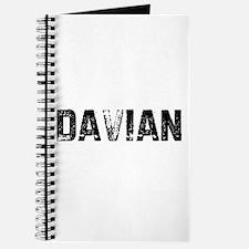 Davian Journal