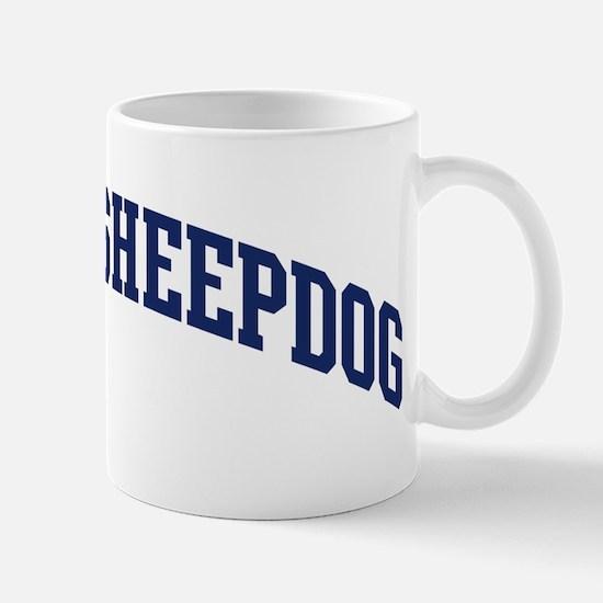 Iceland Sheepdog (blue) Mug