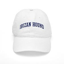 Ibizan Hound (blue) Baseball Cap
