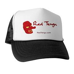 Red Tengu Trucker Hat