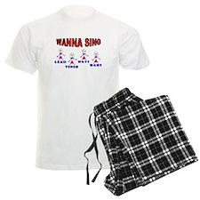 LADIES QUARTET Pajamas