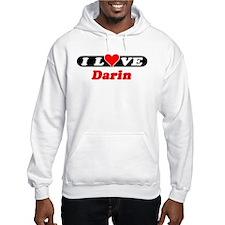 I Love Darin Hoodie