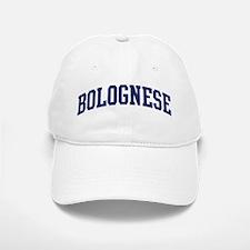 Bolognese (blue) Baseball Baseball Cap