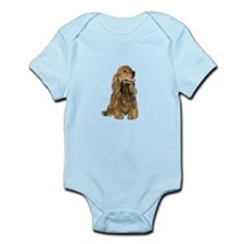 Cocker (brown-red) Infant Bodysuit