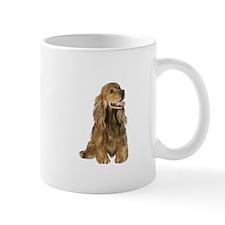 Cocker (brown-red) Mug