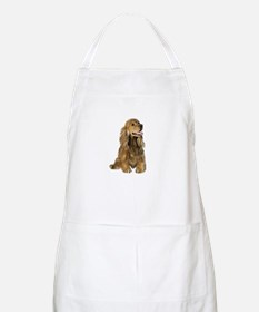 Cocker (brown-red) Apron