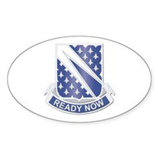 DUI - 1st Squadron - 89th Cavalry Regiment Decal