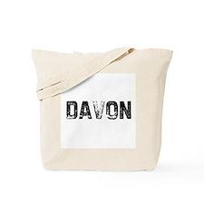 Davon Tote Bag
