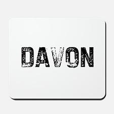 Davon Mousepad