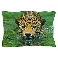 Jaguar Pillow Case