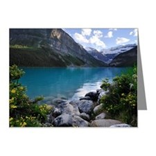 Lake louise magic Note Cards (Pk of 10)