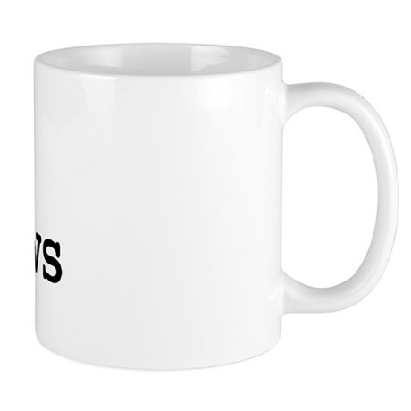 I like Swallows Mug