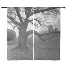 "Large tree in Durham 60"" Curtains"