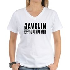 Javelin Is My Superpower Shirt