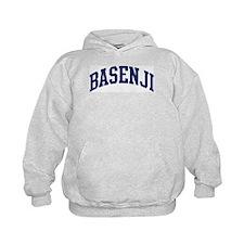 Basenji (blue) Hoodie