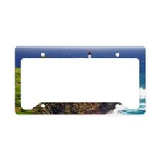 Kilauea Lighthouse - Kauai License Plate Holder