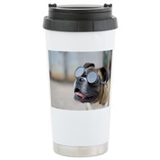 Seeking skies Travel Mug