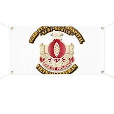 DUI - 93rd Evacuation Hospital Banner