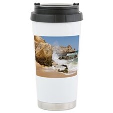 Dona Ana beach Travel Coffee Mug