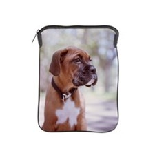 Boxer puppy dog iPad Sleeve