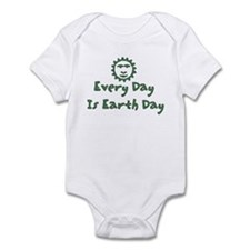 Every Day Is Earth Day Onesie