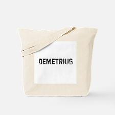 Demetrius Tote Bag