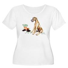 Brindle UC Naughty Pup T-Shirt